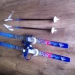 Продам детские лыжи, Челябинск