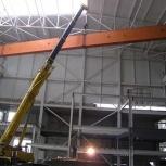 Модернизация кранового оборудования, Челябинск