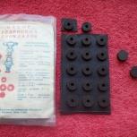 Набор резиновых прокладок (19 шт.) г.Кишинёв, Челябинск