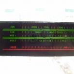 Шкала настройки для радио, Челябинск