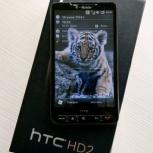 Уникальный американец HTC HD 2 Leo, Челябинск