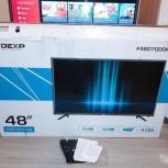 Телевизор dexp F48D7000K, Челябинск