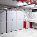 Мебель для гаража в комплекте (верстак, шкафы), Челябинск