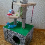 Хороший домик-когтеточка, Челябинск