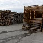 Поддоны деревянные размером 2000х1000 мм, Челябинск