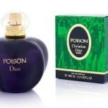 Christian dior - парфюмерная вода poison 100 ml, Челябинск