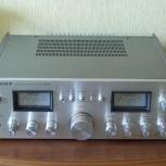 "Усилитель "" Sony TA-F5 ""  ( Japan -1978 г.), Челябинск"