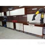 Комплект металлической мебели в гараж/мастерскую, Челябинск