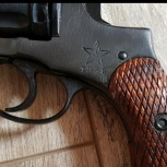 Массо-габарттный макет реворьвера Наган, Челябинск