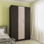 Новые распашные шкафы, модель 10, Челябинск