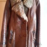 Куртка кожаная утепленная, Челябинск