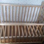 Продаётся детская кроватка6, Челябинск