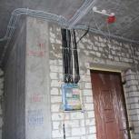 Услуги электрика, электромонтажные работы, Челябинск