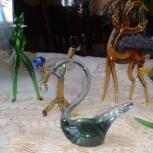 Коллекция стеклянных фигурок, Челябинск