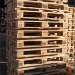 Европоддоны деревянные промышленные грузовые 850*850, Челябинск