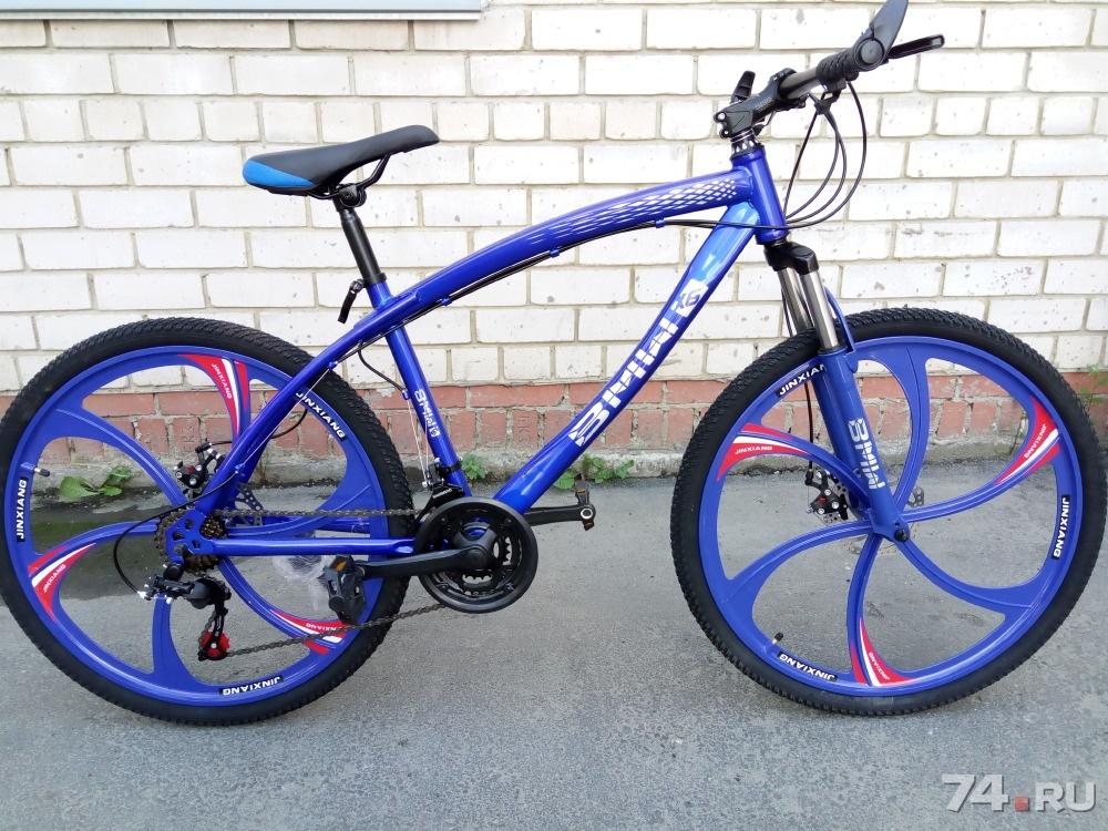 4dc2a48871237 Горный велосипед BMW на литых дисках Цена - 8500.00 руб., Челябинск ...