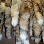 Хвосты лисьи как аксессуар, Челябинск