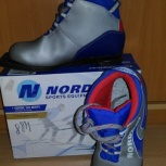 Лыжные ботинки 36 размера, Челябинск