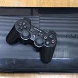 Игровая приставка Sony PlayStation 3 Super Slim 500 ГБ + Игра, Челябинск