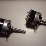 Резисторы новые от советской радиоаппаратуры для ламповых усилителей, Челябинск