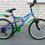 Двухподвесные велосипеды на колёсах 26д, Челябинск