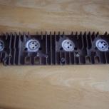Радиатор от усилителя, Челябинск