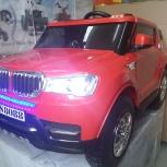 Детский электромобиль bmw s8088 4wd, Челябинск
