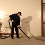 Обеспыливание бетонного пола, Челябинск