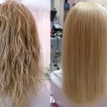 Полировка + экранирование волос, Челябинск