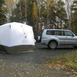 Палатка Куб 2,5х2,5х2,3, 6-ти местн, Челябинск