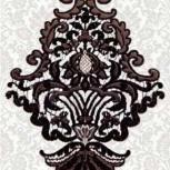 Плитка Декор Керамин  400х275 Черный, Челябинск