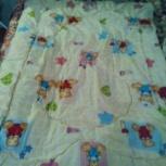 Одеяло детское 110*140 + пододеяльник, Челябинск