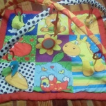 Развивающий детский коврик, Челябинск