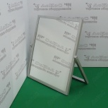 Зеркало для обуви,  рама алюмин. Профиль, st-06, Челябинск