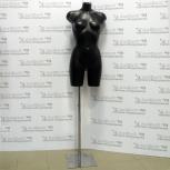 Манекен женский, черный, bu 9450, Челябинск