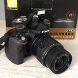 Фотоаппарат Nikon D3300 Kit, Челябинск
