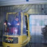 ПВХ завесы, полосовые шторы для ворот, Челябинск