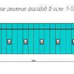 Разборный склад 2592м2, Челябинск
