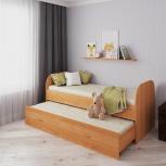 Новая двойная кровать N26, Челябинск