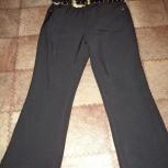 Продам черные утепленные брюки, Челябинск