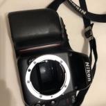 Nikon f50 пленочный фотоаппарат, Челябинск