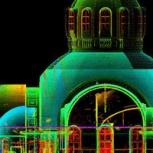 Наземное лазерное сканирование (3D-съемка, НЛС, архитектурные обмеры), Челябинск