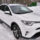Аренда автомобиля с водителем, перевозка Toyota RAV4, Челябинск