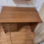 Продам стол письменный бу, Челябинск