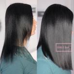Капсульное гелевое наращивание волос Челябинск, Челябинск
