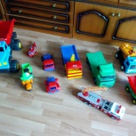 Самосвал грузовик  пластмассовый игрушечный, Челябинск