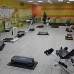 фитнес клуб, тренажеры, Челябинск