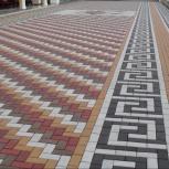 Укладка тротуарной плитки, Челябинск