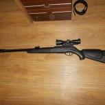 пневматическая винтовка gamo cfx +leapers 3-9x32, Челябинск