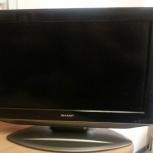 Телевизор SHARP LC26AD5RU-BK, Челябинск